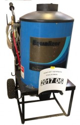 Delco 315DD Hot 1PH / Diesel 1500PSI Pressure Washer Used, Tested Good