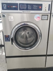Dexter WCN40 40 Pound Coin Laundry Washer Used, Tested Good