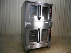 Southbend Double Deck Electric Convection Oven Used, Not Tested