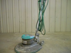 Tornado High-Speed Floor Buffer/Polisher Used, Tested Good