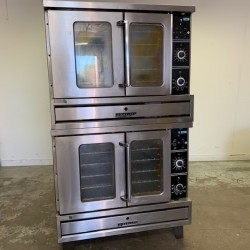 Garland TG4 80,000 BTU Double Gas Convection Oven Used, Tested Good