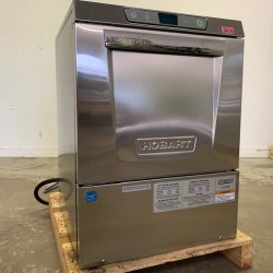 Hobart LXeR High Temp Undercounter Dishwasher / Clean Used, Tested Good