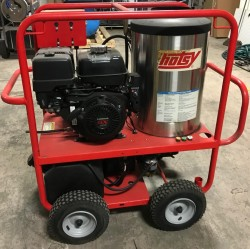 Hotsy 1075SSE 3500PSI Hot Pressure Washer / ONLY 281 HOURS Used, Tested Good