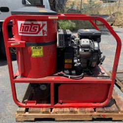Hotsy 1080BE 4GPM @ 3500PSI Hot Pressure Washer Skid Used, Tested Good