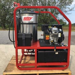 Hotsy 1260SSE Gas/Diesel 3000PSI Pressure Washer Used, Tested Good