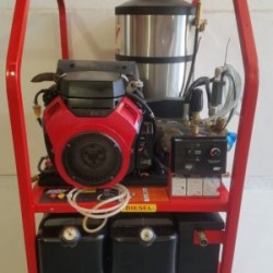 Hotsy 1270SSG Gas/Diesel 4000PSI Pressure Washer Used, Tested Good