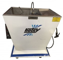 Hotsy PitStop Stainless Parts Washer W/ Stainless Cabinet Used, Tested Good