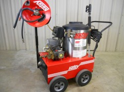 Hotsy 555SS Electric Hotsy Pressure Washer Used, Tested Good