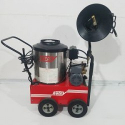 Hotsy 560SS Electric / Diesel 1500PSI Hot Pressure Washer Never Used, Tested Good