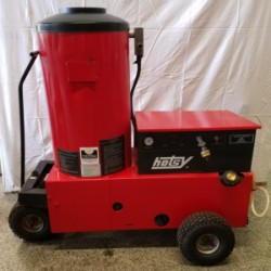 Hotsy 610A Hot 2.8GPM@800PSI Combo Steamer Never Used, Tested Good