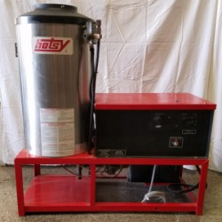 Hotsy 931SS Natural Gas 2000PSI Hot Water Pressure Washer Used, Tested Good