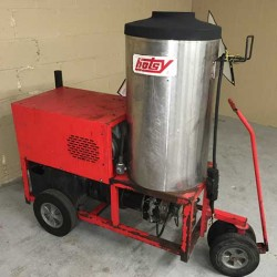 Hotsy 980SS 4GPM@2000PSI Hot Pressure Washer Used, Tested Good