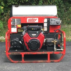 Hotsy HCS Hot Gas / Diesel 3500PSI Pressure Washer Used, Tested Good