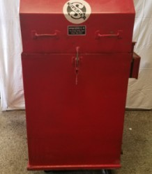 Hotsy Top Load Automatic Parts Washer Used, Tested Good