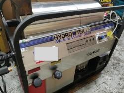 Hydro Tek Hot Gas/Diesel 3500PSI Pressure Washer & Generator Used, Tested Good