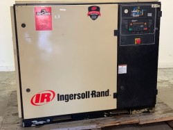 Ingersoll Rand 30HP 125PSI Rotary Screw Air Compressor Used, Tested Good