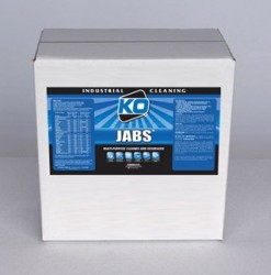 New Jabs Premium Drum-in-Box Concentrated Chemical Kit Never Used, Not Tested