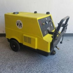 Karcher HDS Hot Electric / Diesel 1000PSI Pressure Washer Used, Tested Good