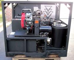 Karcher Hot Gas / Diesel 3000PSI Pressure Washer & Steamer Never Used, Tested Good