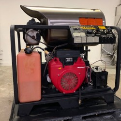 Landa PGHW5-3500 Gas/Diesel 3500PSI Pressure Washer Used, Tested Good
