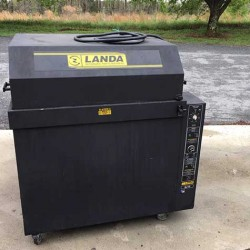 Landa SJ-15A Heated Top Load Parts Washer / Clean Used, Tested Good