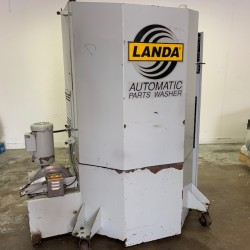 Landa PSW-2632A Heated Front Load Parts Washer Used, Tested Good