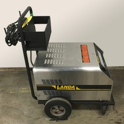 Landa SEA3 2.5GPM @ 1000PSI Cold Water Pressure Washer Used, Tested Good