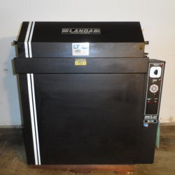 Landa SJ-10A Heated Top Load Parts Washer Used, Tested Good