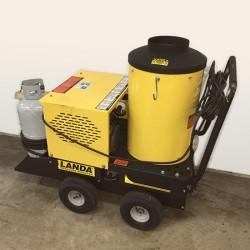 Landa VHP2 Propane 1500PSI Hot Pressure Washer Used, Tested Good