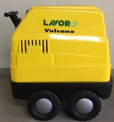 LavorPro Vulcano Diesel Fired Hot Box Used, Tested Good