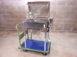 Metromatic 1418-SS Ampule and Vial Washer Used, Good Condition