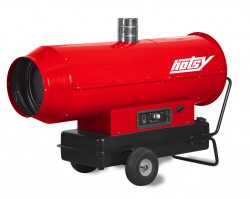 New Hotsy RedHot Cannon 100 Indirect Heater Never Used, Tested Good
