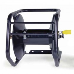 New Legacy 200' Steel Stackable High Pressure Hose Reel Never Used, Tested Good