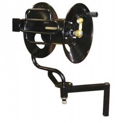 New Legacy Pivot 200' Pressure Washer Hose Reel Never Used, Tested Good