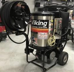Premium Aaladin 1370 2000PSI Hot Pressure Washer Used, Tested Good