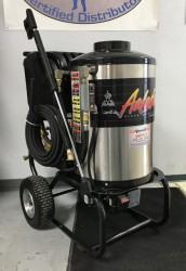 Premium Aaladin 1600PSI Hot Pressure Washer Used, Tested Good