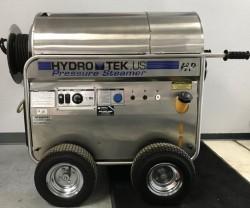 Premium Hydro Tek 2200PSI Hot Pressure Washer & Reel Used, Tested Good