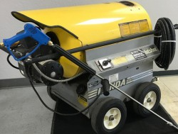 Premium Landa HOT2 300PSI Steam Cleaner Used, Tested Good