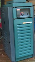 Raypak 185K BTU Propane Pool Heater Used, Tested Good