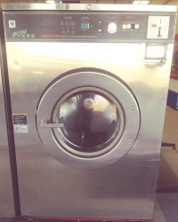 Speed Queen 50 Pound Coin Laundry Washer / Clean Used, Tested Good