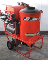 Alkota Hot Electric / Diesel 3000PSI Pressure Washer Used, Tested Good