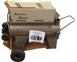 American Kleaner Hot Electric Diesel 1000PSI Pressure Washer Used, Tested Good