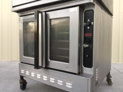 Blodgett 2-Speed Single Gas Convection Oven (Bottom) Used, Tested Good