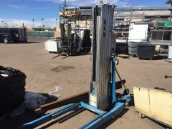 Genie Super Lift 650 lbs  / 26 ft Used, Good Condition