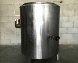 Groen 40 Gallon Direct Steam Kettle Used, Good Condition