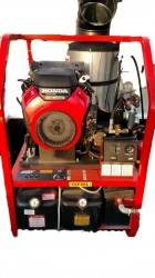 Hotsy Hot Gas / Diesel 4000PSI Pressure Washer / 12 HOURS Never Used, Tested Good