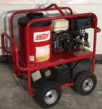 Hotsy 965 Gas / Diesel 3000PSI Hot Pressure Washer Used, Tested Good