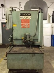 Proceco 28 Inch Typhoon Parts Washer Used, Tested Good