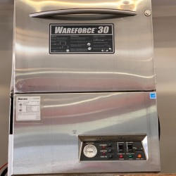 Wareforce 30 Low Temp Undercounter Dish / Glass Washer Used, Tested Good