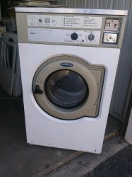 Wascomat 30 Pound Coin Laundry Washer Used, Tested Good